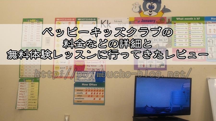 【札幌の幼児英会話教室】ペッピーキッズクラブの授業料から教材費含む料金などの詳細と体験レッスンの口コミレポ
