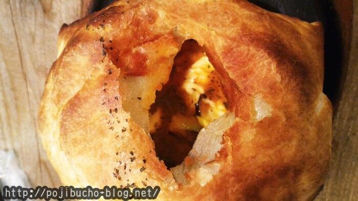 らっきょ札幌エスタ店のパイ包みスープカレーの画像