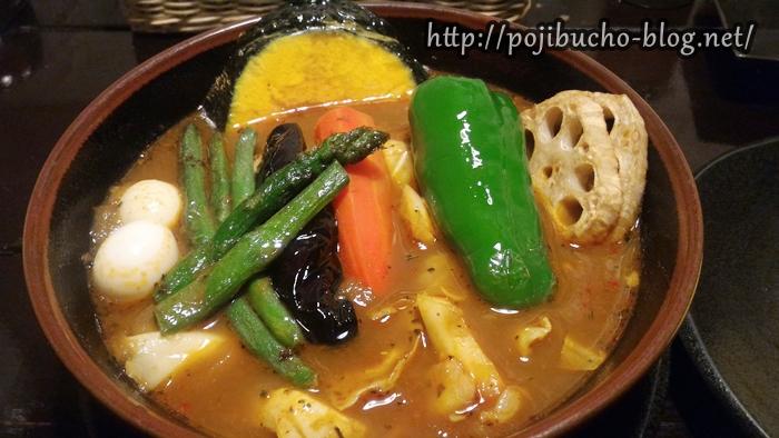 【札幌のスープカレー】ラマイ札幌中央店のチキンスープカレーの画像
