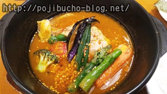天馬 札幌ステラプレイス店のチキンスープカレーの画像