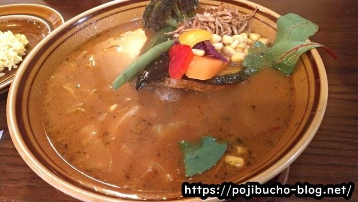 Treasure(トレジャー)のブイヤベースのシーフードの海の幸スープの辛さ7番の画像