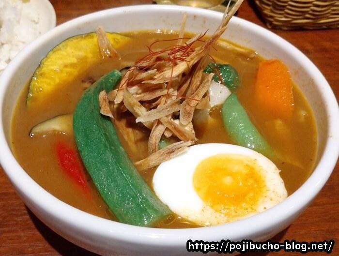 チュッタチキンをスープインでライトスープで辛さ4番の画像
