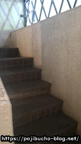 マハラジャの階段