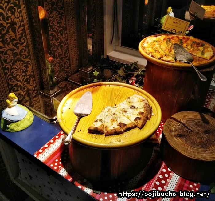 アリスのピザ