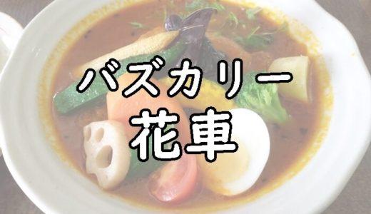 バズカリー花車のグルメレポとアクセス・営業時間の情報まとめ【札幌スープカレー】
