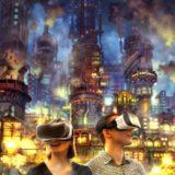 『えんとつ町のプペル』VRの画像