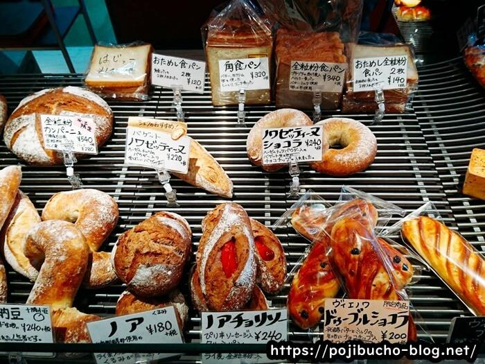 カトルフィーユのパンの画像