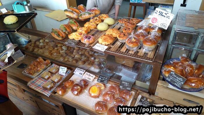 Miyanomori Bread 117(ミヤノモリブレッド117)のパンの画像