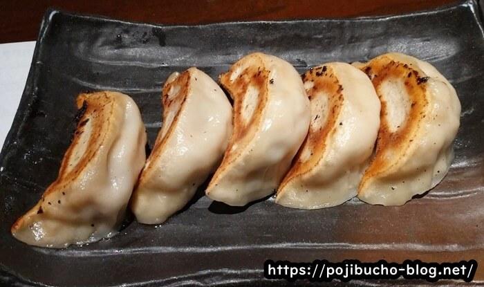 らーめん空札幌エスタ店の餃子の画像