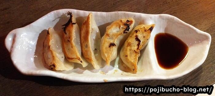 初代札幌エスタ店の餃子